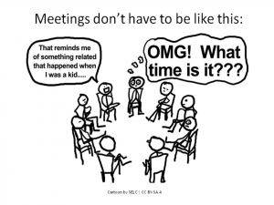 Meetings don't have to be like this.