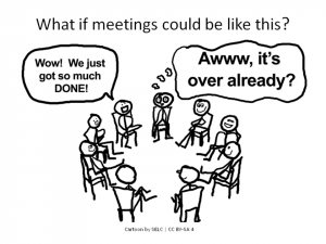 What if meetings could be like this?