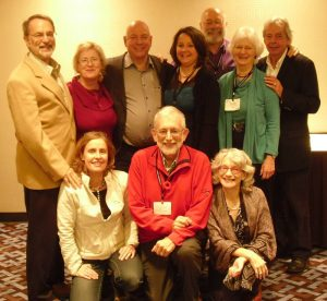 TSCG members with colleagues at 2013 ILA conference